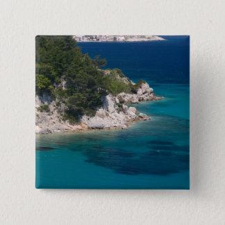 GREECE, Northeastern Aegean Islands, SAMOS, Button