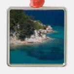 GREECE, Northeastern Aegean Islands, SAMOS, Christmas Tree Ornaments
