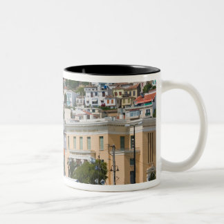 GREECE, Northeastern Aegean Islands, SAMOS, Two-Tone Coffee Mug