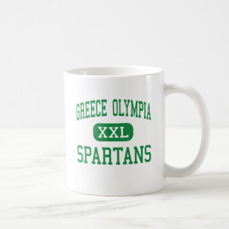 Greece Olympia - Spartans - High - Rochester Coffee Mug