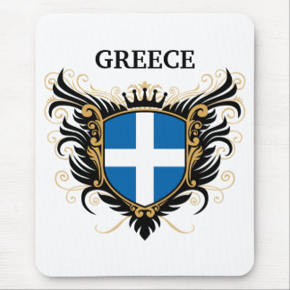 Greece [personalize] mouse pad