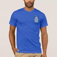 Greece Philosopher Football Heraclitus T-shirt