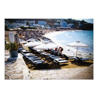 Greece Photo Print