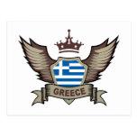 Greece Postcards