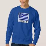 Greece Pull Over Sweatshirts