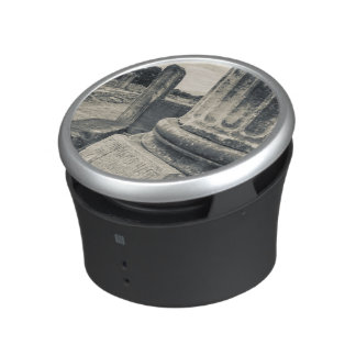 Greece, ruins of ancient city bluetooth speaker