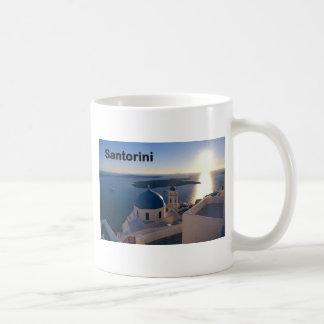 Greece Santorini Sunset (St.K) Coffee Mug