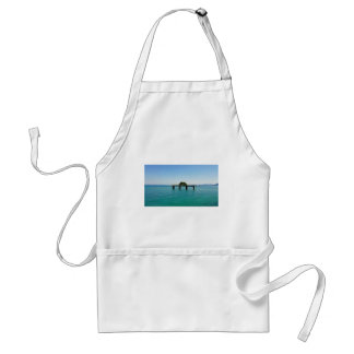 greece sea adult apron