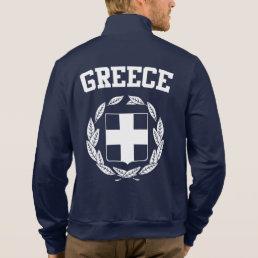 Greece Seal Jacket
