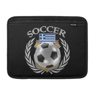 Greece Soccer 2016 Fan Gear MacBook Air Sleeve