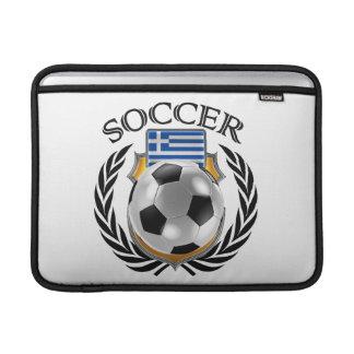 Greece Soccer 2016 Fan Gear Sleeve For MacBook Air