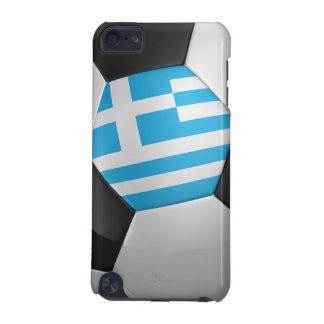 Greece Soccer Ball iPod Touch 5G Cover