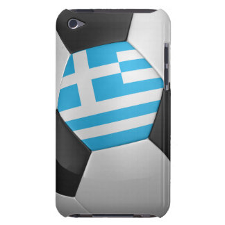 Greece Soccer Ball iPod Touch Covers