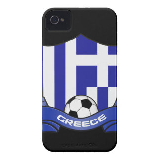 Greece Soccer iPhone 4/4S Case-Mate Barely There iPhone 4 Case