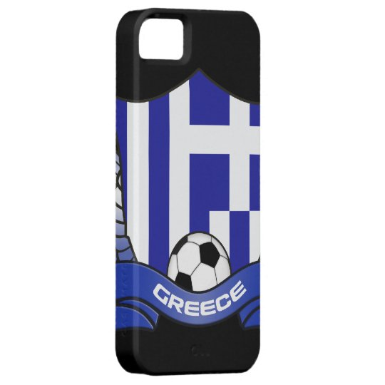 Greece Soccer iPhone 5 Cover