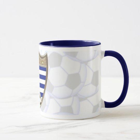 Greece Soccer Mug
