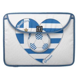 """GREECE"" Soccer Team. Fútbol Grecia 2014 Football Funda Para Macbook Pro"