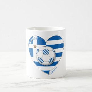 """GREECE"" soccer team. Greece soccer 2014 Football Mug"
