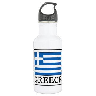 Greece Stainless Steel Water Bottle