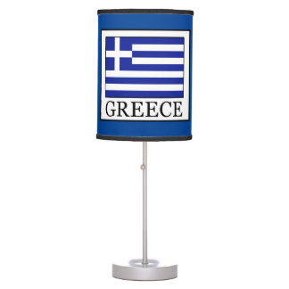 Greece Table Lamp