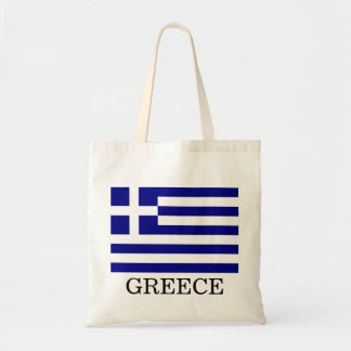 greece tote bag