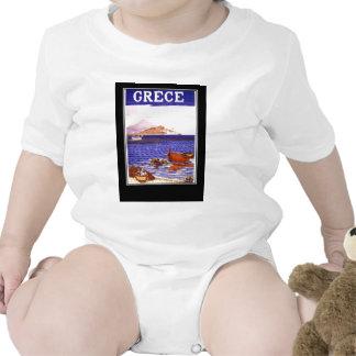greece Travel vacation holiday Shirt Bodysuit