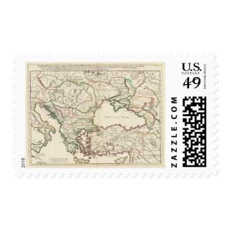 Greece, Turkey, Europe Postage