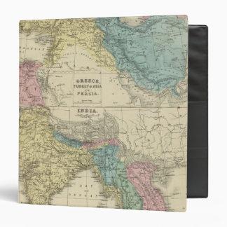 Greece, Turkey, Persia, India Vinyl Binders
