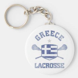 Greece-Vintage Keychain