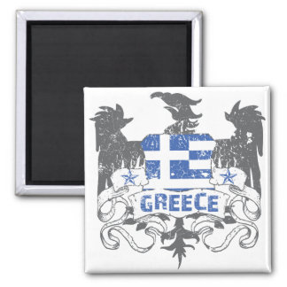 Greece Winged Magnet