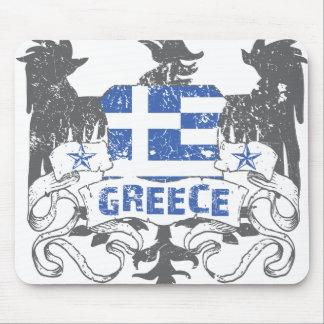 Greece Winged Mousepad