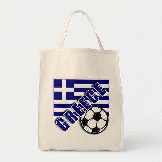 GREECE World Soccer Fan Tshirts Bag
