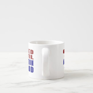 Greed & Ambition Espresso Cup