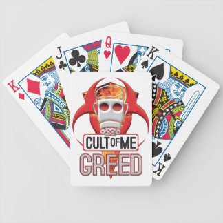 GREED Cult of Me Playing Cards