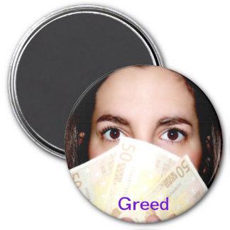 Greed Imán Para Frigorifico