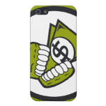 Greed iPhone 5 Case