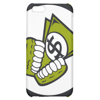 Greed Cover For iPhone 5C