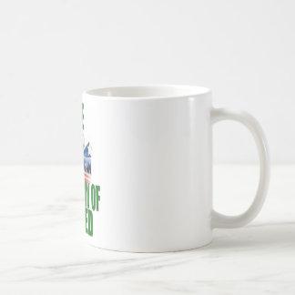 Greed is Good? Coffee Mug