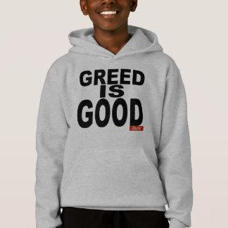 Greed is Good Hoodie