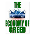 Greed is Good? Postcard