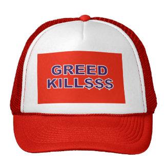 GREED KILL$$$ hat