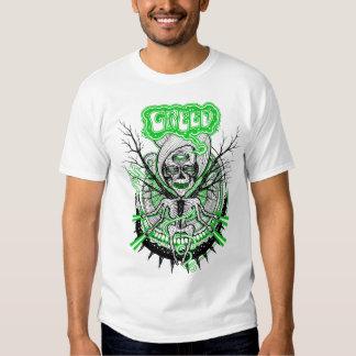 Greed T Shirt