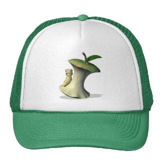 Greedy Apple Grub Trucker Hat