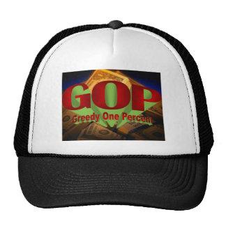Greedy One Percent Trucker Hat