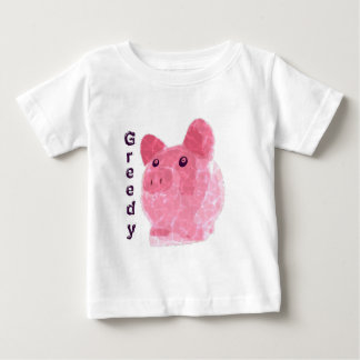 greedy pig tee shirt
