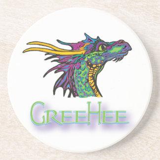 GreeHee Dragon Coasters