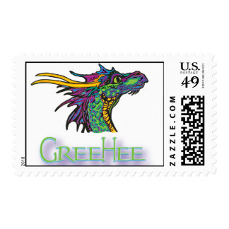 GreeHee Stamps