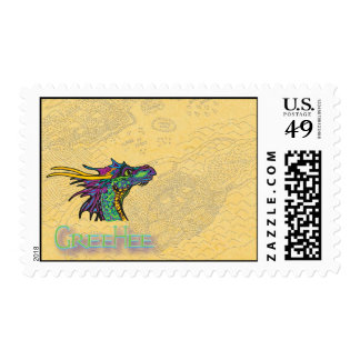 GreeHee & The Land Of Tamoor Postage
