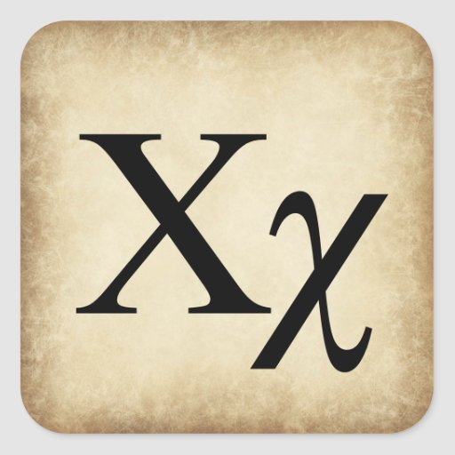greek letter chi alphabet letter chi square sticker zazzle 11615 | greek alphabet letter chi square sticker ra898f64026384f0ca1e5674add24115c v9wf3 8byvr 512