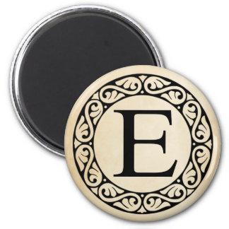 Greek Alphabet Letter Epsilon Magnet